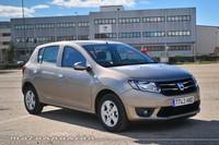 Dacia Sandero TCe 90, prueba (exterior e interior)