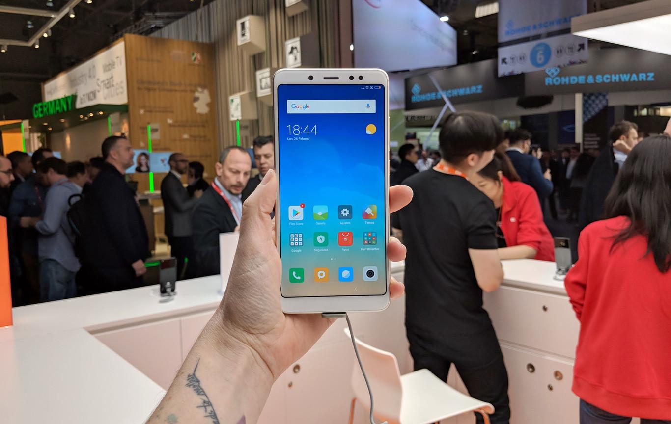 b94fa0d2f0e Dónde comprar más barato y al mejor precio un Xiaomi Redmi Note 5