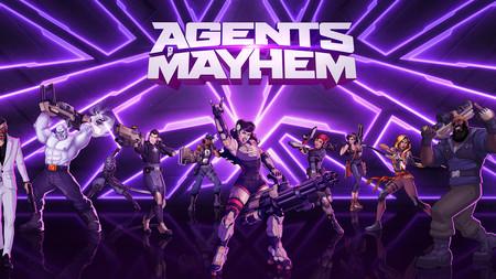 Hemos jugado a Agents of Mayhem, el que será uno de los juegos más locos del verano por parte de los creadores de Saints Row