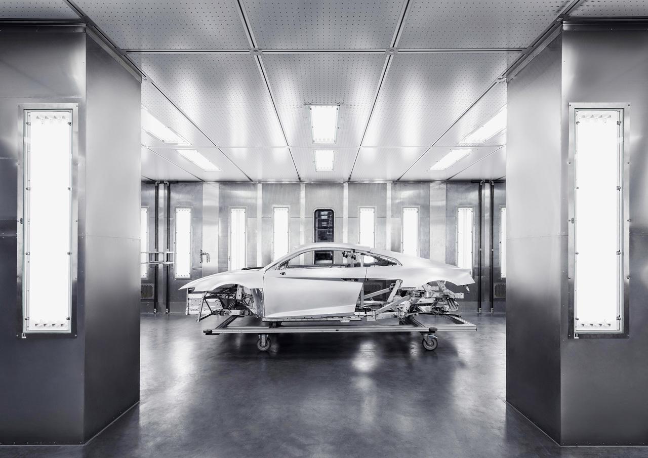 Foto de Audi R8 fabricación (3/8)