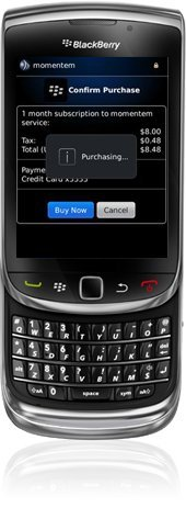 BlackBerry OS 6.1