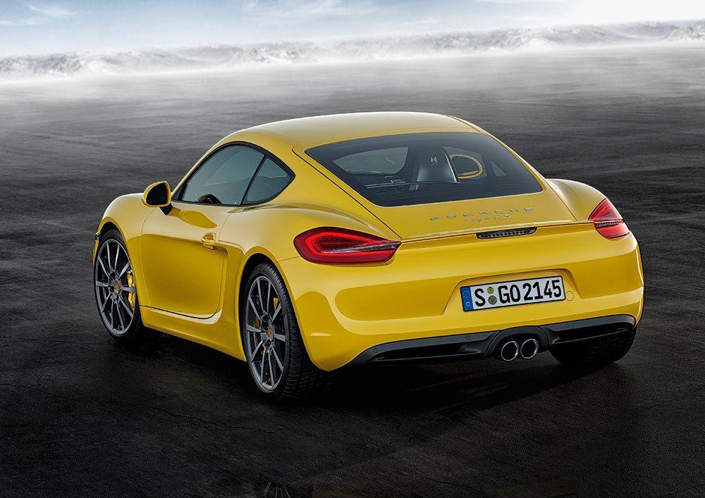 Foto de Porsche Cayman 2013 (8/9)