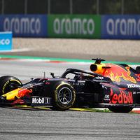Max Verstappen responde a Mercedes dominando los entrenamiento libres de Estiria en espera de la lluvia
