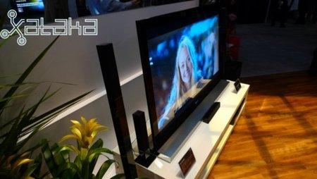 Televisor Sony Bravia 3D diseño