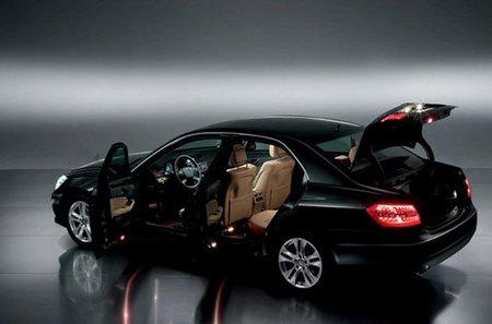 Mercedes Clase E 2010, nueva galería filtrada y precios para Alemania