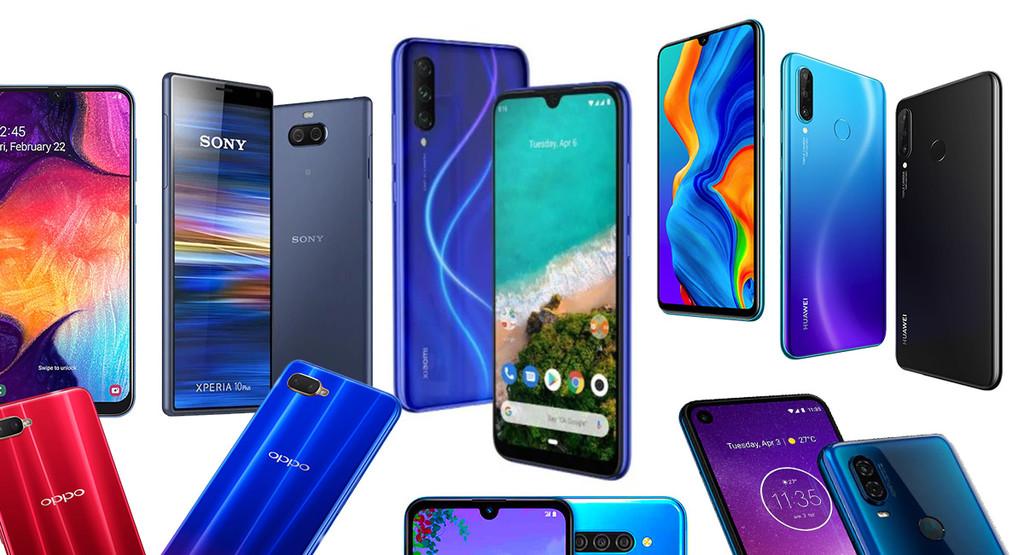Xiaomi Mi A3, comparativa: así queda contra Huawei℗ P30 Lite, Motorola℗ One Vision, Samsung℗ Galaxy℗ A50 y resto de competencia