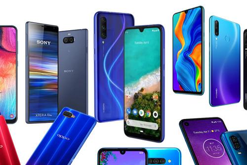 Xiaomi Mi A3, comparativa: así queda contra Huawei P30 Lite, Motorola One Vision, Samsung Galaxy A50 y resto de competencia