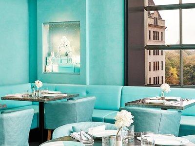Ya puedes desayunar con diamantes en el restaurante de Tiffany