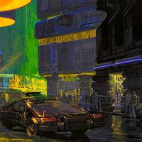 Es el 35 aniversario de Blade Runner, y es hora de que reconozcamos el talento futurista de Syd Mead