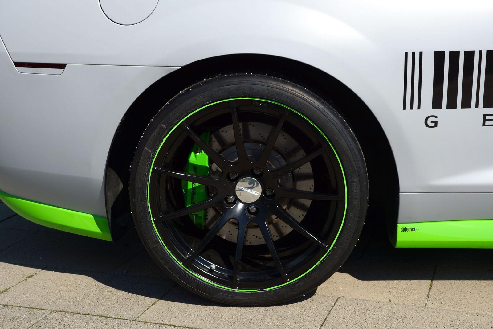Foto de Geigercars Chevrolet Camaro LS9 (14/18)