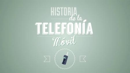 Historia de la conectividad en los teléfonos móviles [videoinfografía]