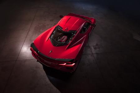 Chevrolet Corvette C8 2020 1