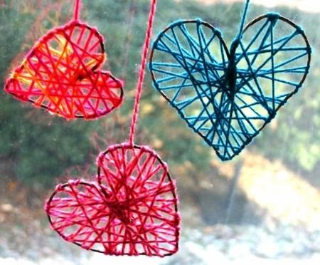 corazones-lana