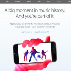 Foto 6 de 9 de la galería nueva-web-de-apple en Applesfera