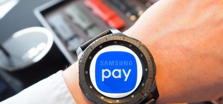 Samsung Pay ahora trabaja en (casi) cualquier dispositivo emparejado con Gear 3