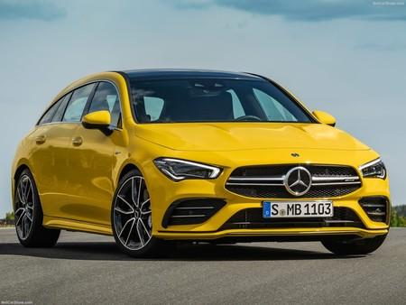 Mercedes-AMG CLA 35 Shooting Brake: 306 hp para dejar a los niños a las 7 e ir al circuito a las 10