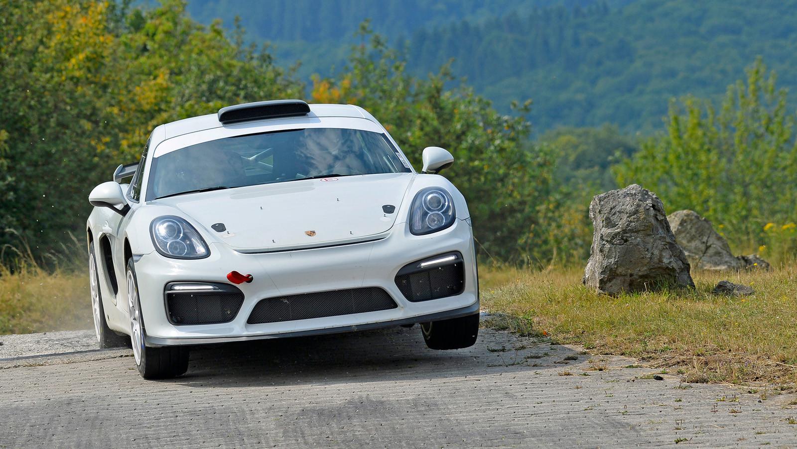 Foto de Porsche Cayman GT4 Clubsport (10/16)
