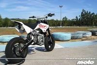 Toma de contacto Minimotard UNO Racing SM155 2013 (II)