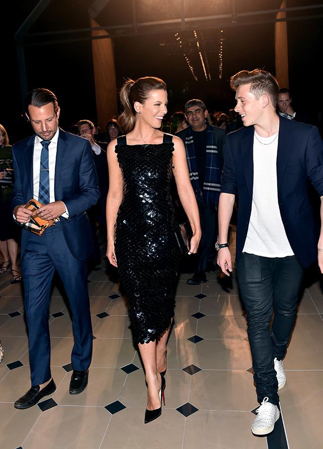 Foto de Los Beckham al completo, Chiara Ferragni, Cara Delevingne... en la fiesta del año de Burberry (5/33)
