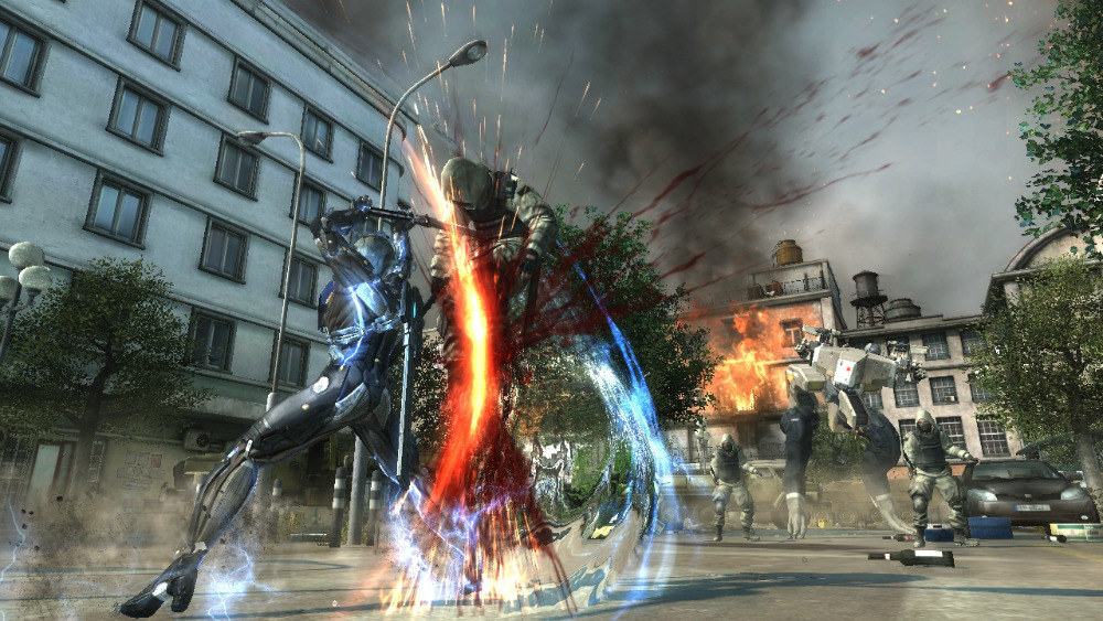 Foto de Metal Gear Rising: Revengeance - 22/02/2012 (3/6)