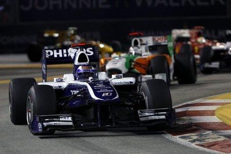 Rubens Barrichello Singapur