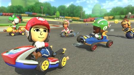 Mario Kart Miis