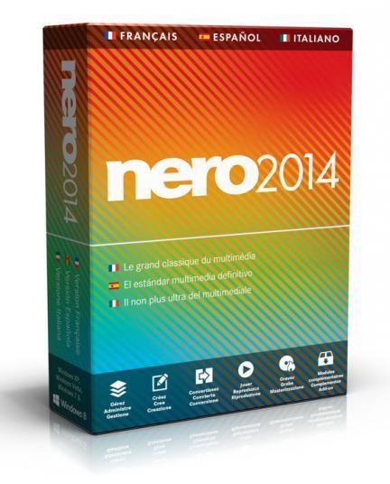 Nero 2014 estándar