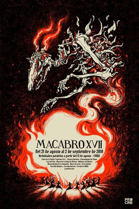 Macabro Festival Internacional Cine Horrar Mexico 2018