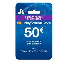 ¿Te han regalado un PS4 estas navidades? En eBay tienes 50 euros de saldo para tu cuenta PSN por sólo 42,99