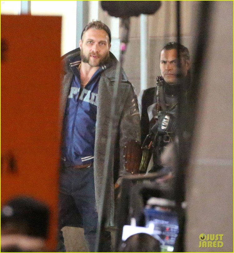 Foto de 'Suicide Squad', nuevas fotos del rodaje (4/9)