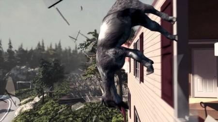 Goat Simulator se actualizará a la versión 1.1 en mayo