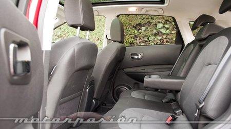 Nissan Qashqai Interior
