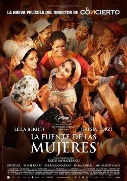 Cartel español de La fuente de las mujeres