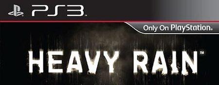 Heavy Rain - Carátula mini
