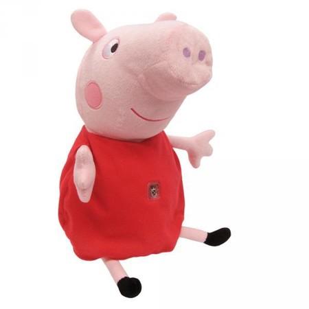 Peluche Interactivo Con Tablet Peppa Pig 1