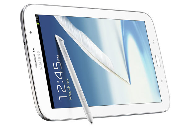 Samsung Galaxy Note 8.0 disponible mañana desde 419 euros
