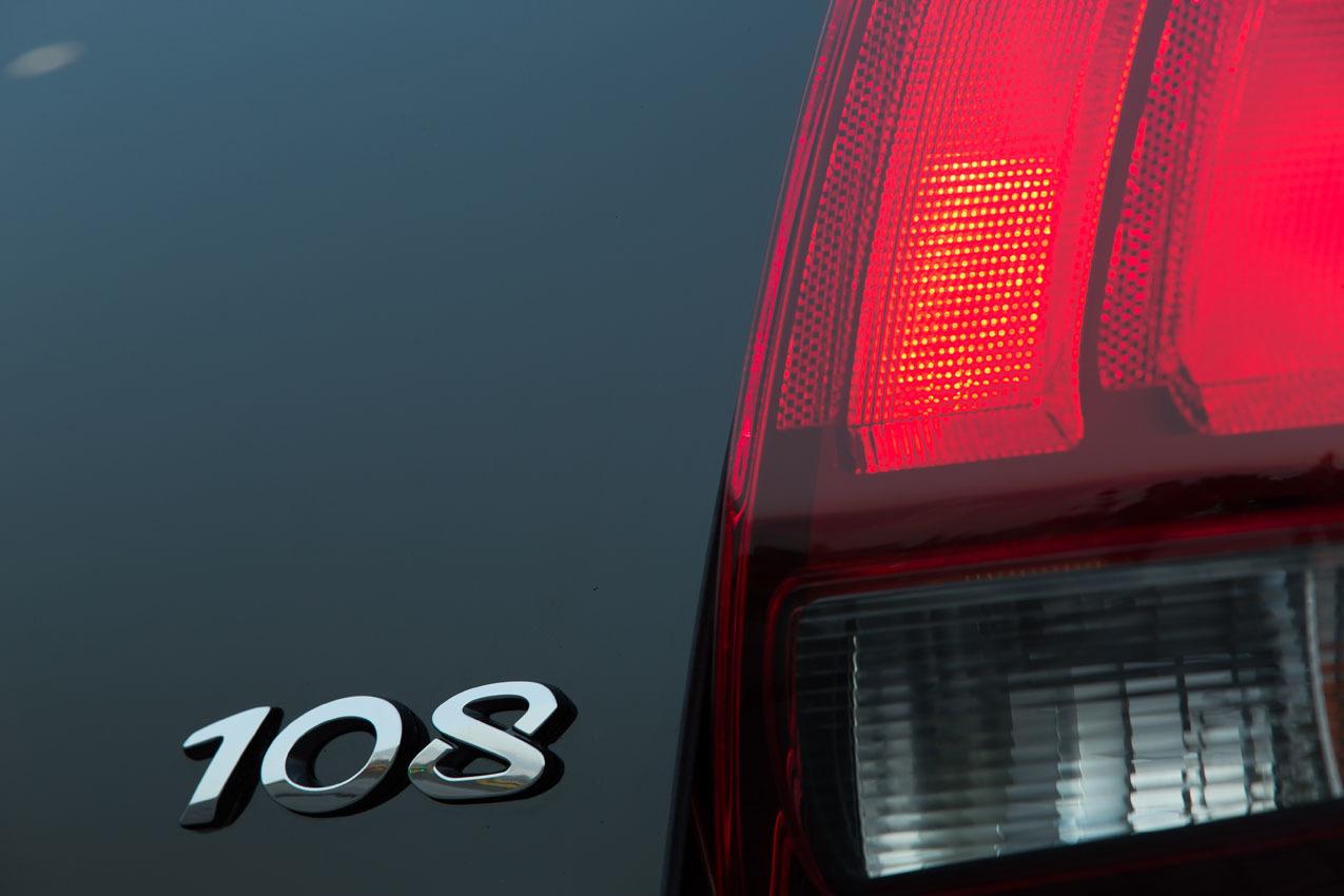 Foto de Peugeot 108 (21/35)