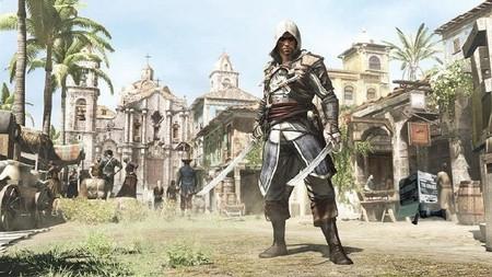 'Assassin´s Creed IV: Black Flag' desvela en un tráiler sus mecánicas de sigilo