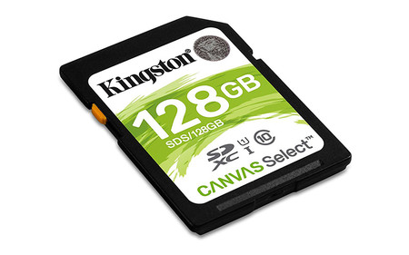 Kingston Sd 128 Gb