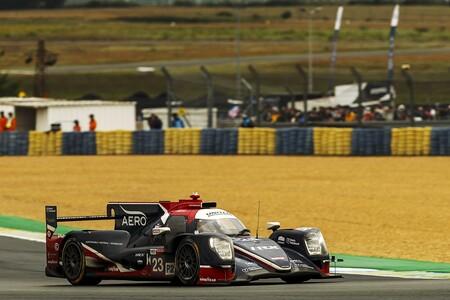 United Autosport Le Mans Wec 2021