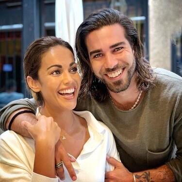La Larita presumida: Lara Álvarez cuando no presume de novio, lo hace de cuerpazo, y si no de hermano macizo surfer