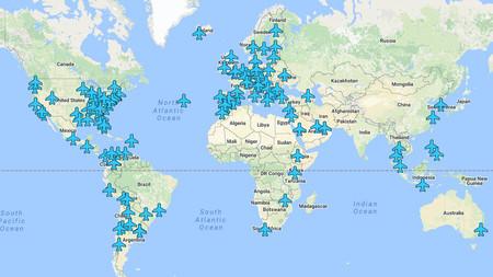 Mapa Mashable