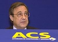 Accionistas minoritarios a la espera de ACS