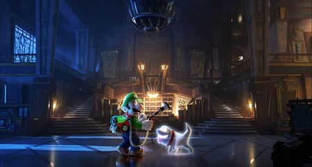 Amazon Prime Day 2020: la Nintendo Switch con Luigi's Mansion 3 está de oferta por tan solo 319 euros