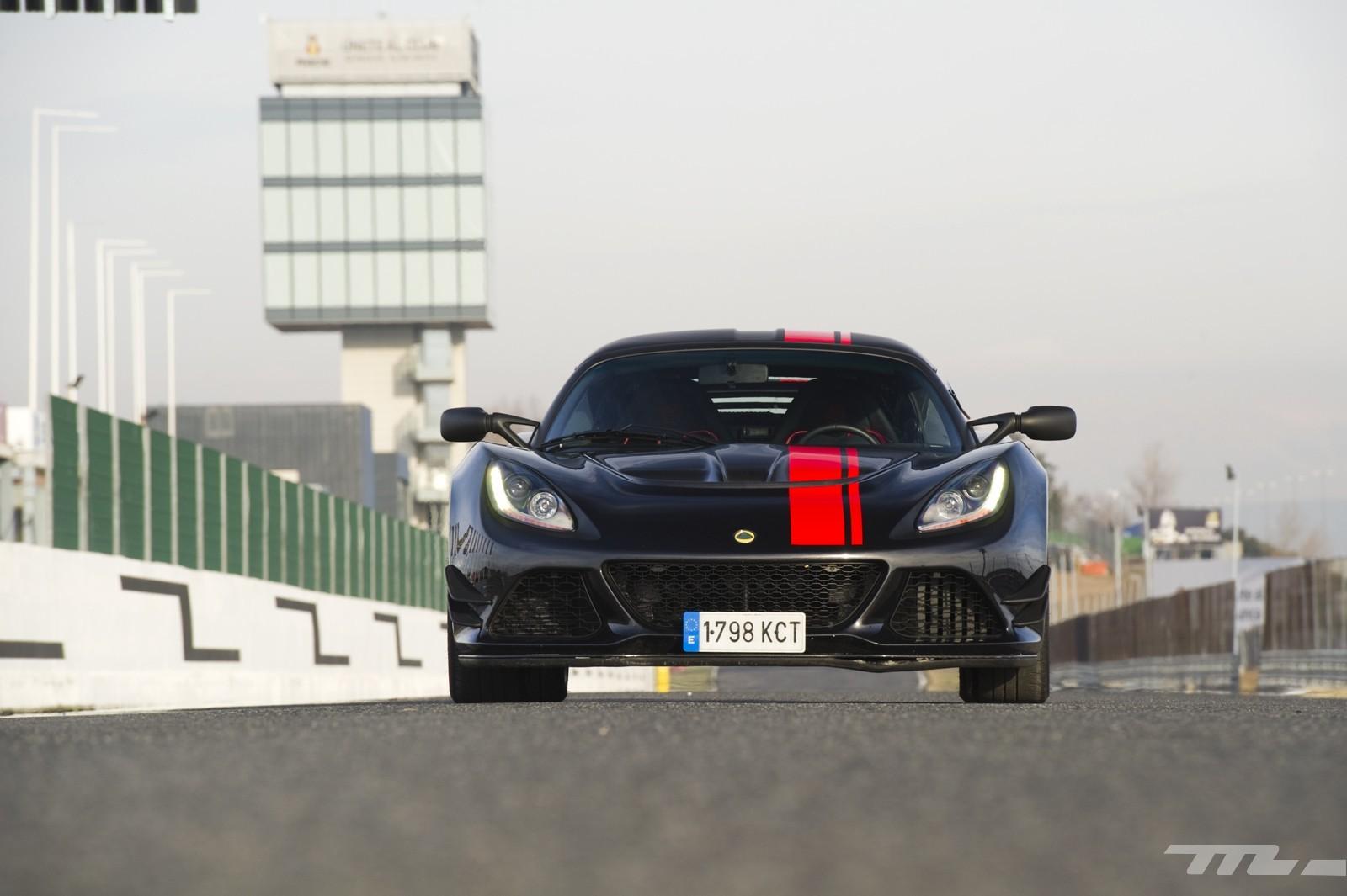 Foto de Lotus Exige 380 Sport (prueba) (32/45)
