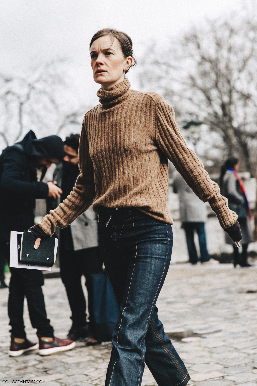 Fashion Blogs Paris Street Style
