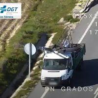 La DGT pone bajo lupa a camiones y autobuses, que son los que más víctimas colaterales dejan
