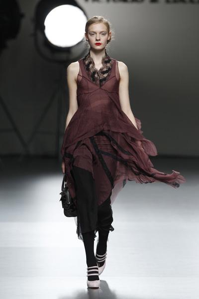Foto de Victorio & Lucchino en la Cibeles Madrid Fashion Week Otoño-Invierno 2011/2012 (6/10)