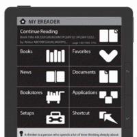 Asus DR-950, un lector de libros electrónicos que navega por Internet