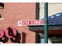 Calles con nombres de pilotos en Indianápolis